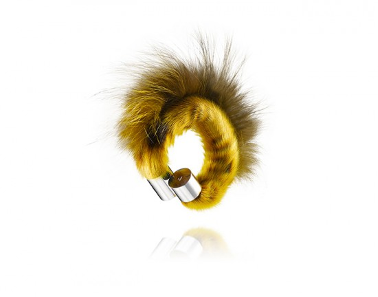 tundra bracelet yellow